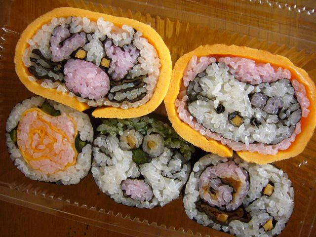 房総祭り寿司