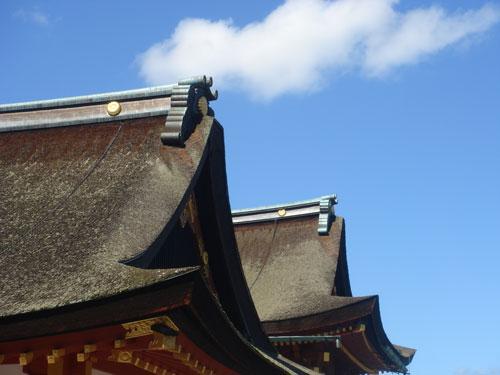 外拝殿・桜門