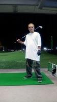 初ゴルフ1