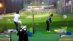 ゴルフ仲間2
