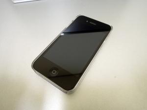 iPhone4スタンバイ