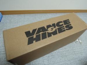 Z1000用 Vance&hines マフラー箱