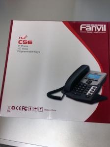 SIP対応 IP電話機 C56 外箱