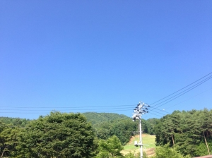 富士見パノラマ晴天!