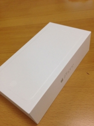 iPhone6Plus届いた!