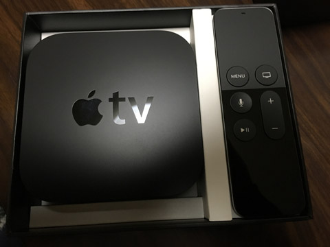 Apple TV1