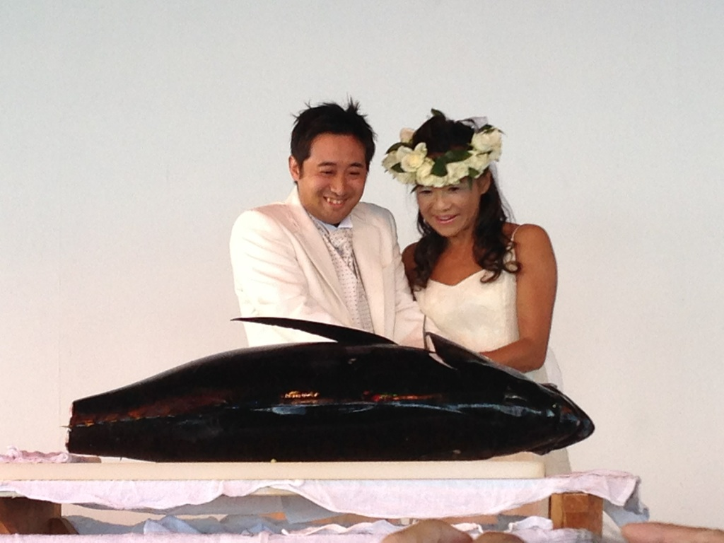 のりちゃん結婚式4