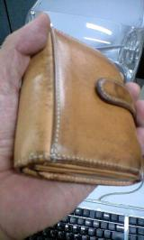 leather-g多機能財布