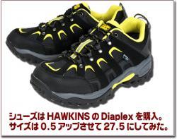 ホーキンスのディアプレックス