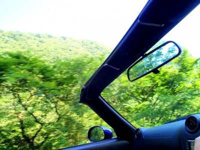 ドライブの風景