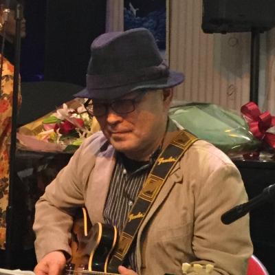 マルチポップギタリスト荒木博司氏