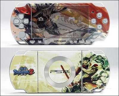 戦国BASARA PSP プロテクタースキン
