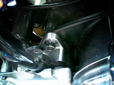 GPZ900R強化エンジンマウント!トウジエンジニアリング006
