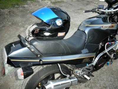 蛇腹GPZ900R
