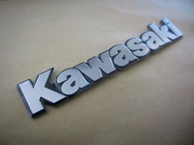 kawasaki エンブレム