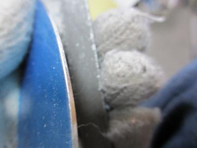 靴べら職人 ハンドメイド 制作