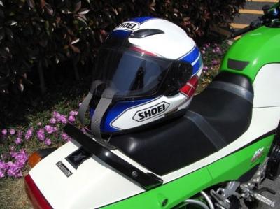 Ninja専用ヘルメットホルダー