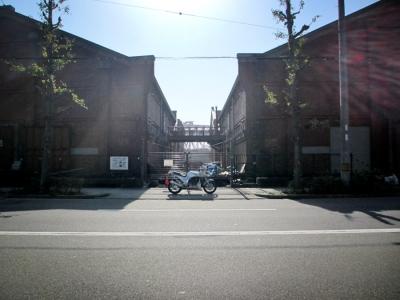 築港 赤レンガ倉庫