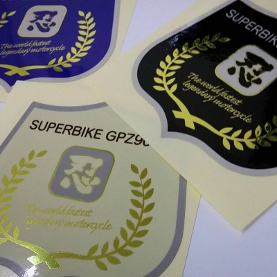 SUPERBIKE GPZ900R