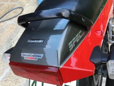 GPZ900R Special Edition
