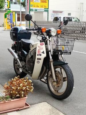 MC19 250 スーパーカブ