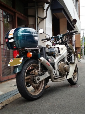 スーパーカブ 250