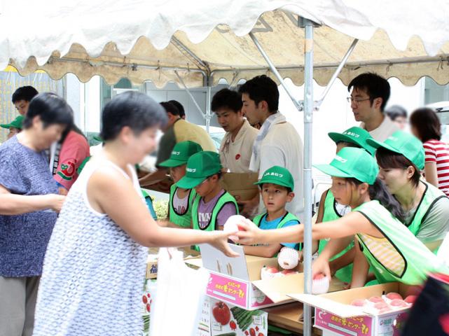 会津の小学生応援10