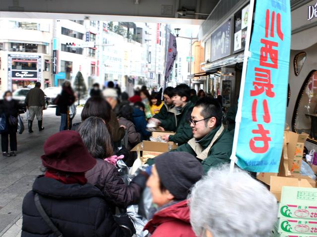 第46回 京橋大根河岸生誕350周年記念行事09