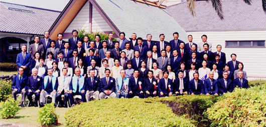 大村中央ライオンズクラブ20周年記念式典