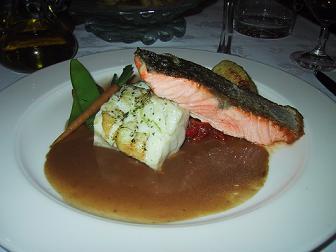 鮭の白身魚