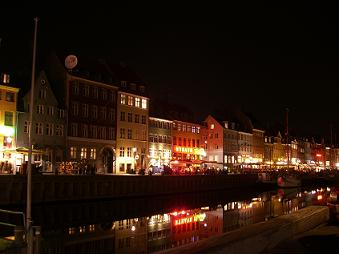 Nyhavn@night