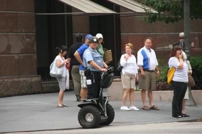 シカゴの警察官