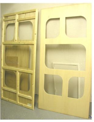 ドア作り2