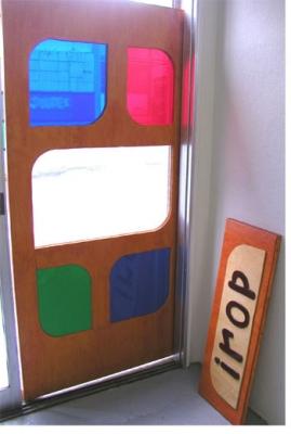 ドア作り3