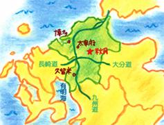 九州マップ小