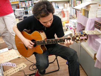 テッちゃんギター