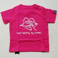 口Tシャツ 80