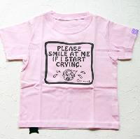 crying T-シャツ 100