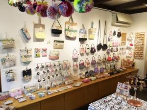 春の手作り雑貨展@倉敷