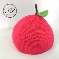 りんご帽子
