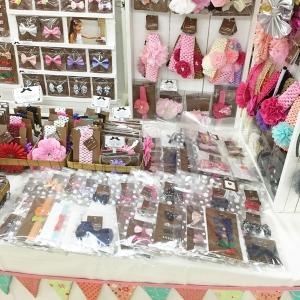 冬のキッズ&ベビー服と雑貨バザール@大丸京都店