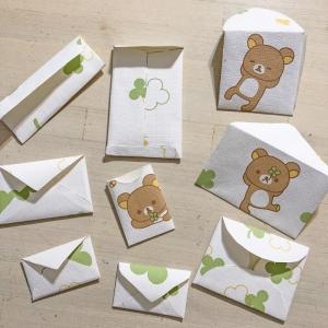 封筒作りws