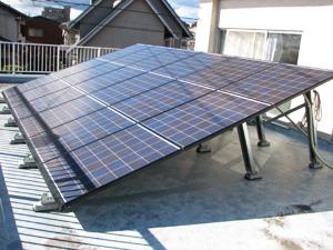 太陽発電システム