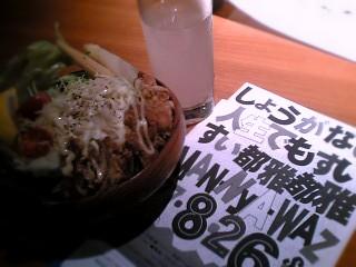 ×チキンサラダ ○唐揚げ入りカット済野菜