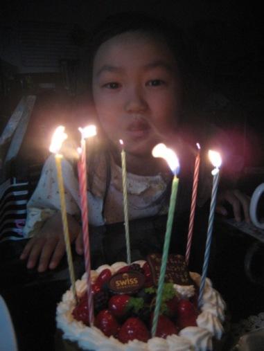 姫2誕生日