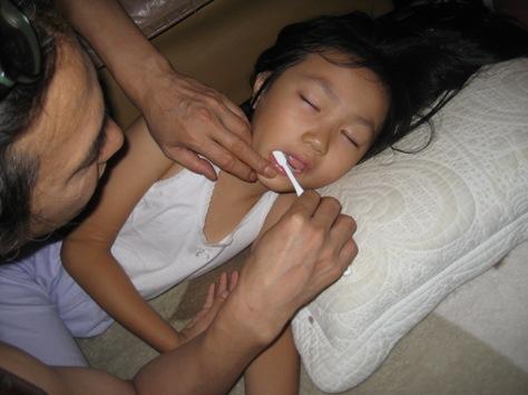 歯磨きzzz