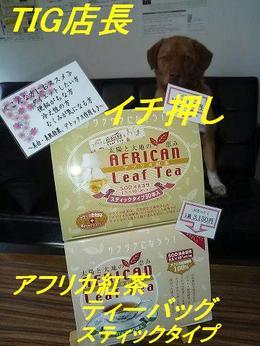 アフリカ紅茶