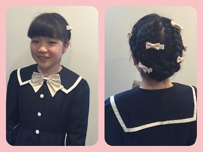 AKB 前田 敦子 あっちゃん 編みこみ アレンジ