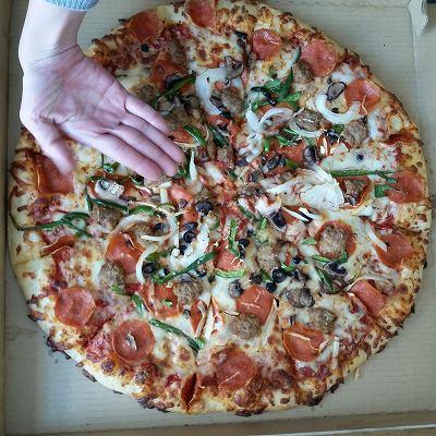 ピザ PIZZA コストコ 浜松