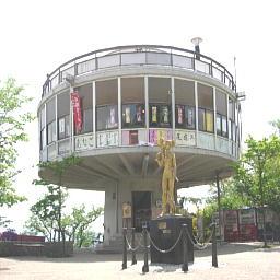 千光寺の展望台